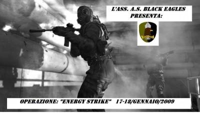 Locandina Energy Strike